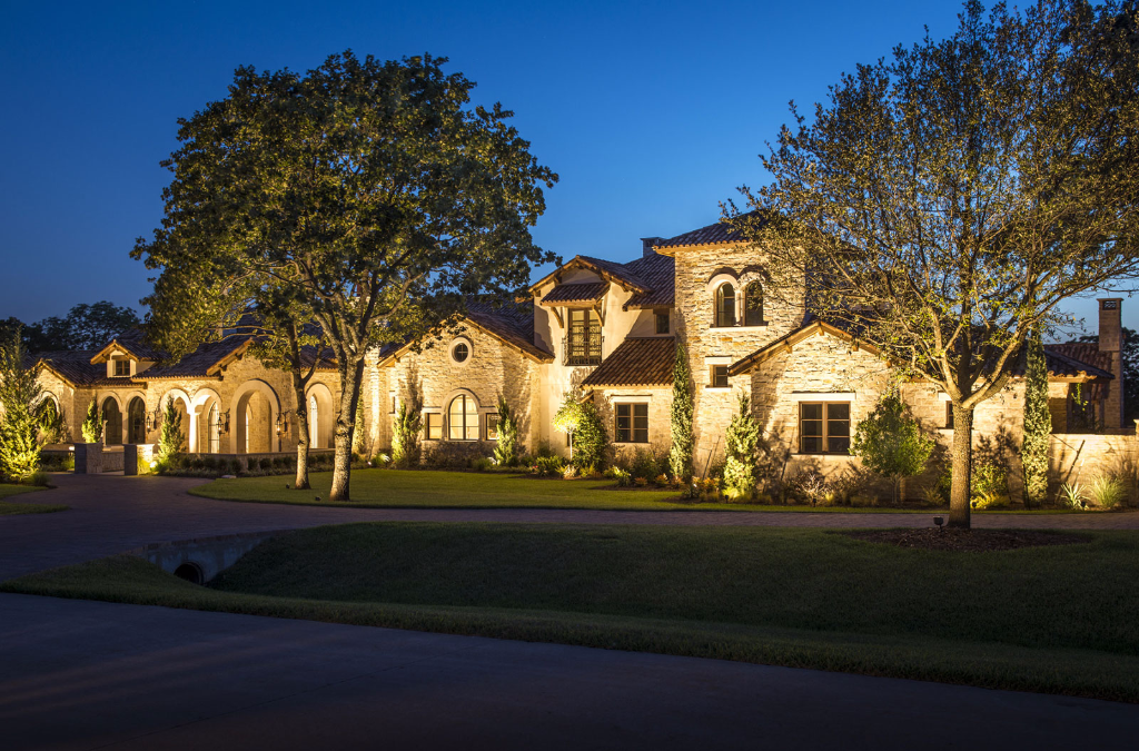 Level Up Your Outdoor Landscape Lighting