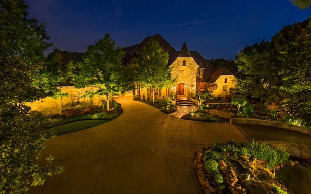How to Select Lighting For Outdoor Landscaping